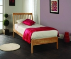 Madrid bedstead natural