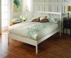 Madrid bedstead white