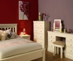 London bedroom range Ivory