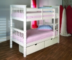 Tiger bunk  white